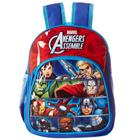 Delightful Gift of Avenger Blue and Red Assemble Bag