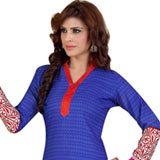 Sizzling Siya Branded Crepe and Chiffon Printed Salwar Suit