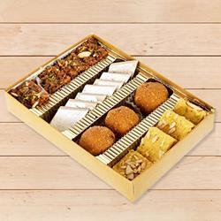 Chosen Hilarity Dil Khusal Sweets Box from Haldirams