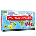 Awesome Madzzle Worldopedia Animal Kingdom from the House of MadRat Games