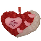Desirable 'Cute Heart' Cushion