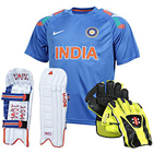 Captain Cool MS Dhoni Wicket Keeping Kit