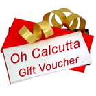 Oh Calcutta Gift voucher Worth Rs. 1500