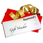 Amazing Rs.1000 Raymonds Gift Voucher