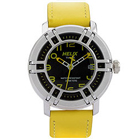 Maintaining Time with Timex Helix Drifter Watch in Black and Yellow