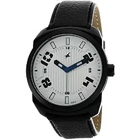 Sporty Silver Dial Men's Watch from Fastrack