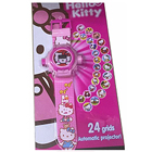 Pleasure -of- Juvenility Hello Kitty Watch